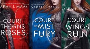 Best 25 fantasy novels--ACOTAR Series Image